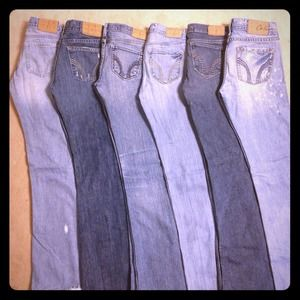 Hollister Denim - HOLLISTER DENIM JEANS
