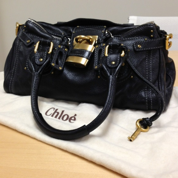 Chloe Handbags - Chloe Paddington satchel