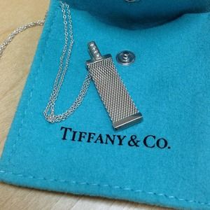 Tiffany & Co. diamond necklace