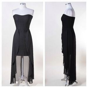 Dresses & Skirts - Chiffon tube top dress