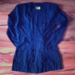 Jackets & Blazers - Black vintage blazer.