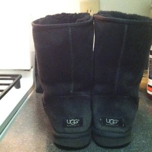 Ugg boots (negotiable want to get rid of them)