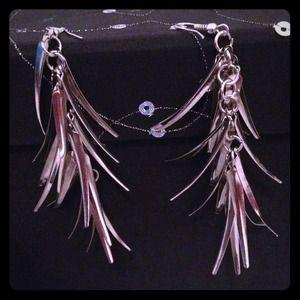 Accessories - Silver earrings