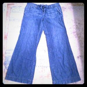 GAP Denim - Gap trouser jeans!!