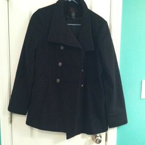 Outerwear - Military inspired coat!!!