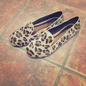 💥Sold💥Leopard slipper shoes