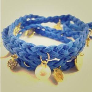 Jewelry - Leather wrap style bracelets!