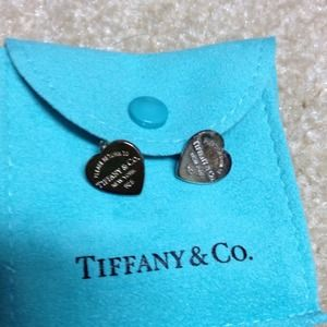 Jewelry - Tiffany Sterling Silver Earrings