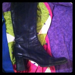 Nine West Boots - Leather boots
