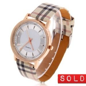 Accessories - Designer Inspired Ladies Watch