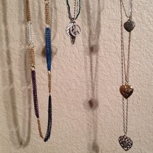 Aeropostale Jewelry - 3 Necklaces Bundle