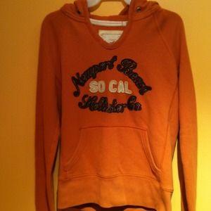 Hollister Outerwear - Hollister hoodie/pullover