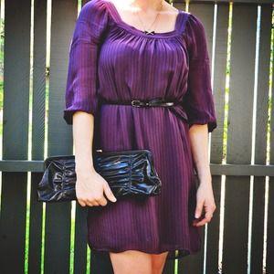 Ella Moss Dresses & Skirts - Purple Ella Moss Dress