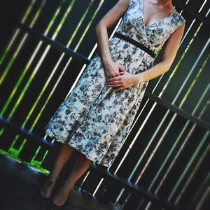 Romantic Banana Republic Dress
