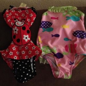 Other - (2) 24 month bathing suits