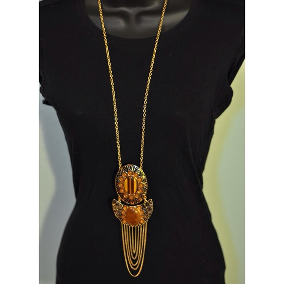 Jewelry - F21 Bohemian Inspired Necklace