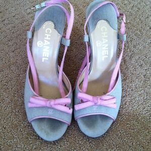 Authentic Chanel Shoes Size 36