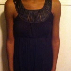 Dresses & Skirts - Cute black dress!!!!