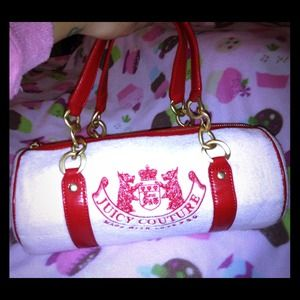 Juicy Couture Handbags - ✂Reduced✂Juicy Couture Purse Pink & Red