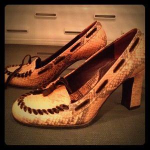 Via spiga shoes.