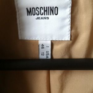 Moschino Jeans Jackets & Coats - Moschino Jeans Corduroy Jacket!  REDUCED AGAIN!!