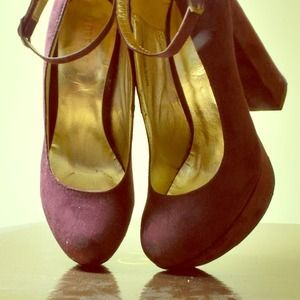 Forever 21 Shoes - 🎉Host Pick: Oxblood Mary Janes