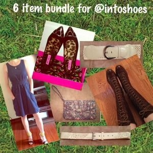 Jeffrey Campbell Boots - Bundle for @intoshoes