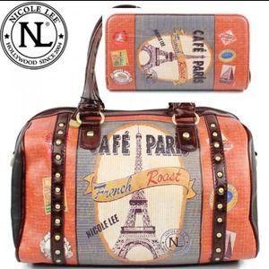 🎀PRICE REDUCED🎀 Nicole Lee Handbag u0026 Wallet.