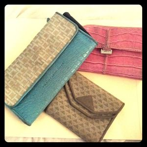 Clutches & Wallets - Wallet Bundle🎈50%🎈