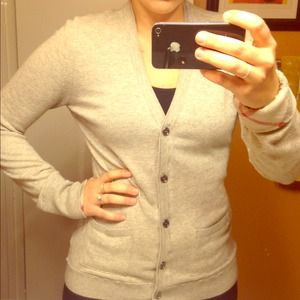 REDUCED - Burberry Brit Cashmere Sweater