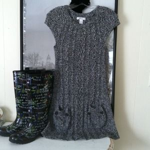 Style & Co Dresses & Skirts - Cute sweater mini dress
