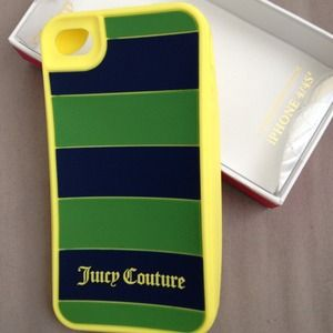 Colorblock Stripe iPhone 4/4s Case