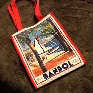 Handbags - Cute Canvas Tote!!!❤