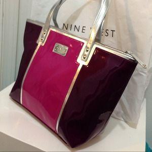 60 Off Nine West Handbags Nine West Handbag Tote Bag