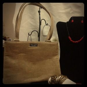 Authentic Kate Spade Tote Handbag