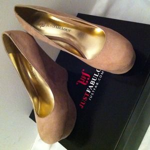 Tyra Nude Pumps