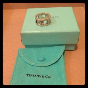 Jewelry - Tiffany & Co. Roman numeral ring⚡ 💕RESERVED 💕