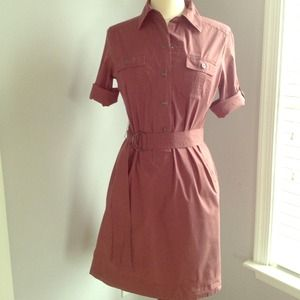 Dresses & Skirts - RESERVED Classic Shirt Dress