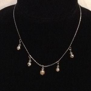 Jewelry - Cloisonné necklace