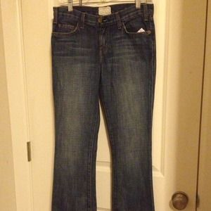 Current/Elliott Denim - NWOT - Current Elliot jean