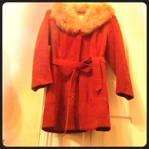 Glamorous  Suede Coat