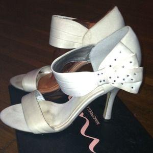 Shoes - Nina Weeding shoes size 8.5