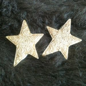 Jewelry - Star Earrings