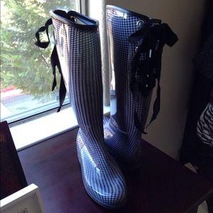 dav Boots - dav Corset Rain Boots