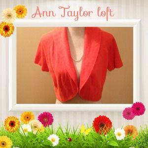 LOFT Sweaters - Ann Taylor Loft shrug