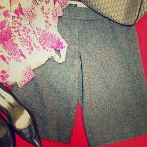 J Crew city fit tweed shorts