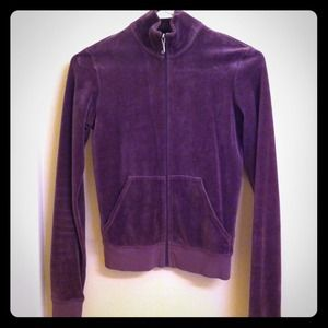 **reduced** Juicy Couture Zip Up
