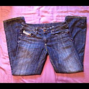 Diesel Denim - Authentic Diesel jeans