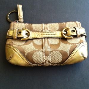 Coach Clutches & Wallets - Authentic Coach coin purse