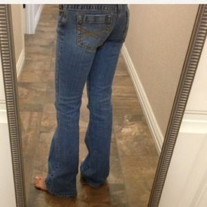 🎁Aeropostale bailey skinny flare jeans